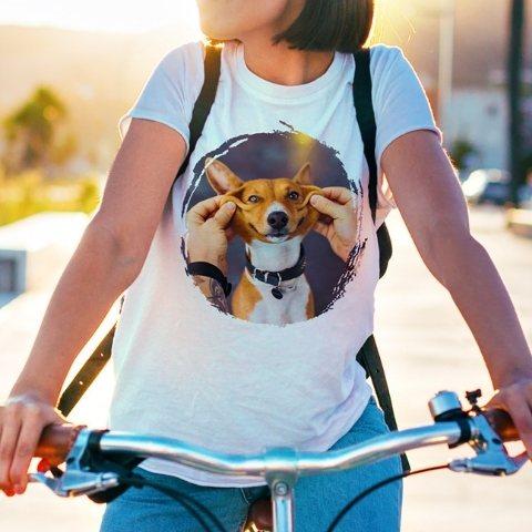 T-Shirt Magliette personalizzate con foto